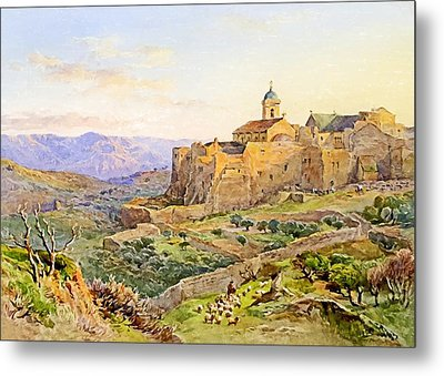 Bethlehem 1844 Metal Print