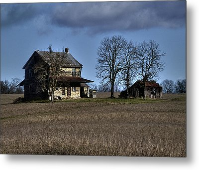 Metal Print featuring the photograph Better Days by Robert Geary