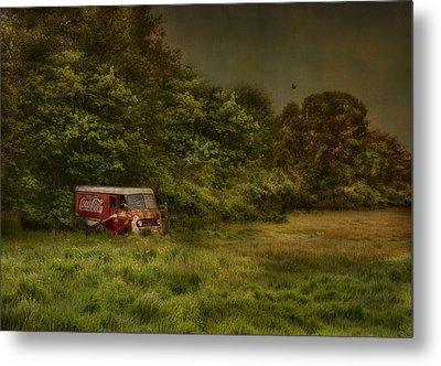 Better Days Metal Print by Robin-Lee Vieira