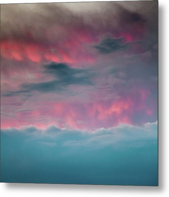 Between Mars And Venus Metal Print by Az Jackson