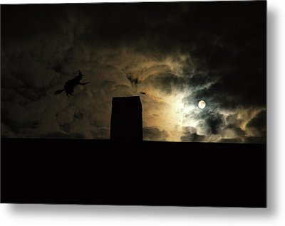 Bewitched Metal Print