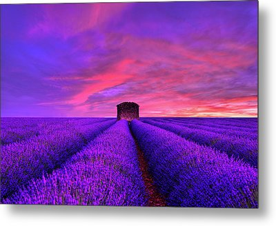 Beyond Sunset Metal Print