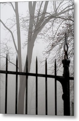 Beyond The Pale Metal Print
