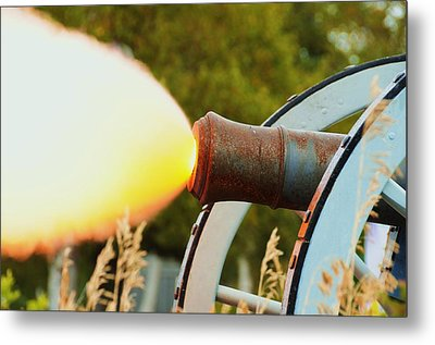 Big Bang Metal Print by G  Teysen