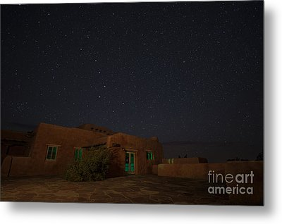 Metal Print featuring the photograph Big Dipper Over Pdi by Melany Sarafis