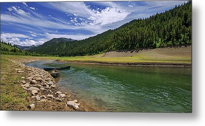 Big Elk Creek Metal Print
