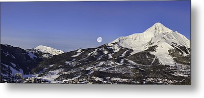 Big Sky Panorama Metal Print