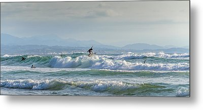 Big Surf Invitational I Metal Print