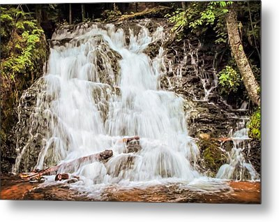Black River Falls Metal Print