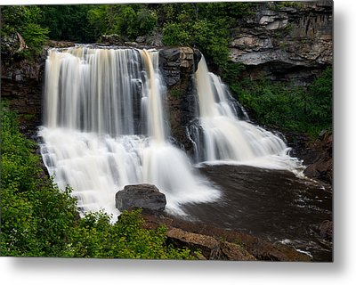 Blackwater Falls State Park West Virginia Metal Print