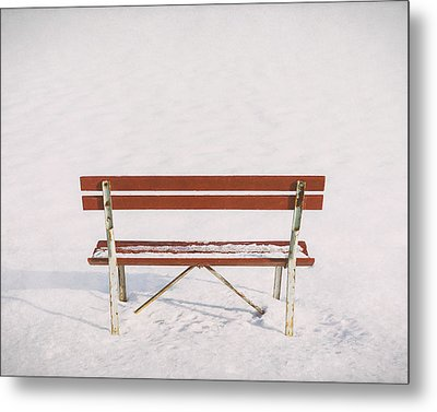 Blank Slate Metal Print by Scott Norris