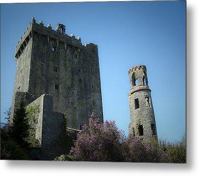Blarney Castle And Tower County Cork Ireland Metal Print by Teresa Mucha