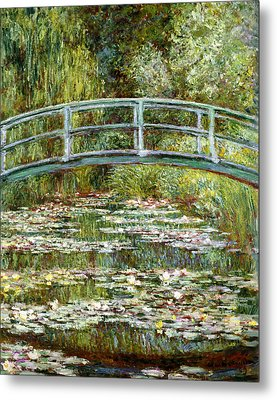 Blend 11 Monet Metal Print by David Bridburg
