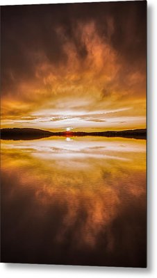 blessed Sight Metal Print