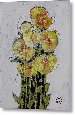 Bloom No. 2  Metal Print by Mark M  Mellon