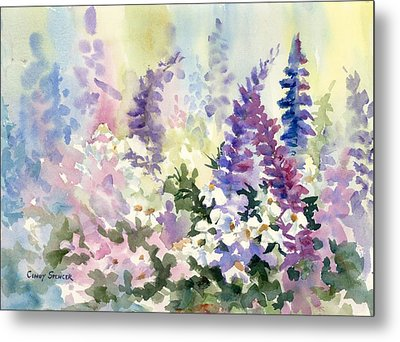 Bloomin' In June Metal Print by Cindy Spencer