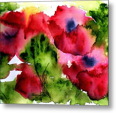 Blooming Metal Print by Anne Duke