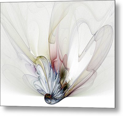 Blow Away Metal Print by Amanda Moore