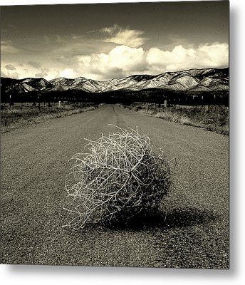 Blowin In The Wind.. Metal Print by Al  Swasey