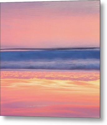 Apricot Delight Metal Print by Az Jackson
