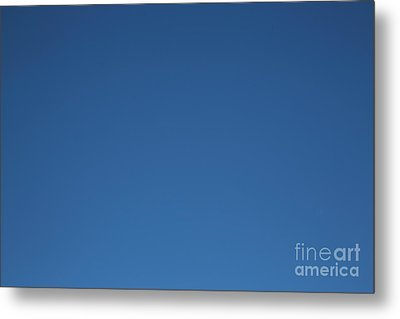 Blue Was Just The Kansas Summer Sky Metal Print