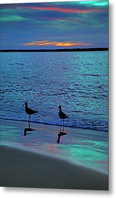 Blue Without You Metal Print