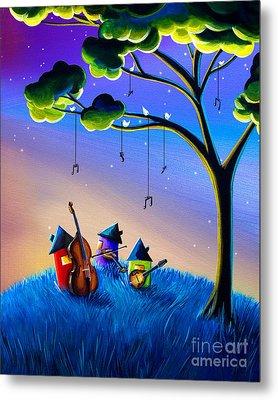 Bluegrass Nights Metal Print