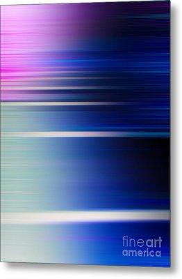Blur 29 Metal Print by Horacio Martinez