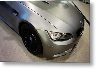 Metal Print featuring the photograph Bmw M3 by Aaron Berg