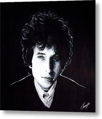 Bob Dylan - Like A Rolling Stone Metal Print