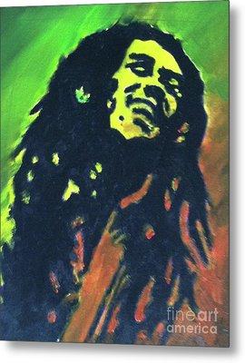 Bob Marley Metal Print