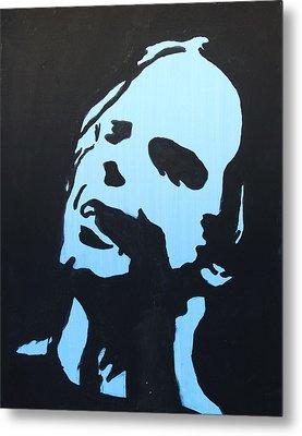 Bob Weir Metal Print by Gayland Morris
