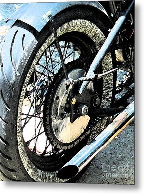 Bobber Metal Print by Gary Everson