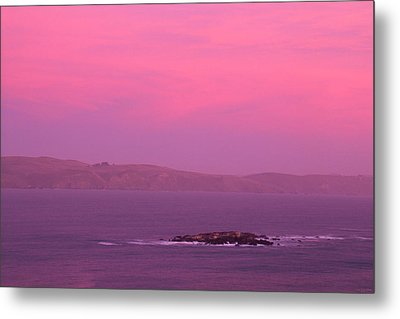 Bodega Bay  Metal Print by Soli Deo Gloria Wilderness And Wildlife Photography
