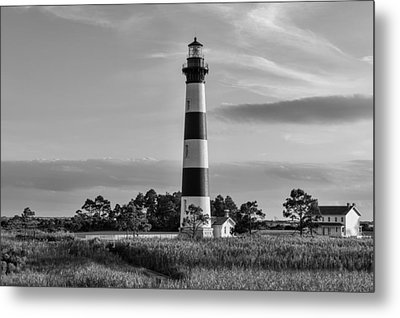 Bodie Island Light Station Metal Print by Gregg Southard