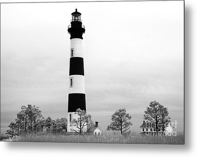 Bodie Lighthouse Metal Print by Jeff Holbrook