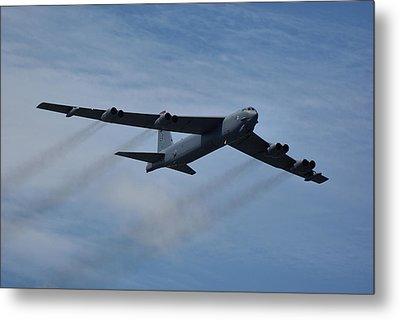 Boeing B-52h Stratofortress Metal Print
