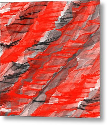 Bold And Dramatic Metal Print by Lourry Legarde