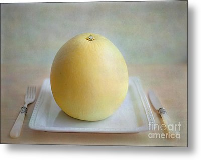 Metal Print featuring the photograph Bon Appetit by Aiolos Greek Collections