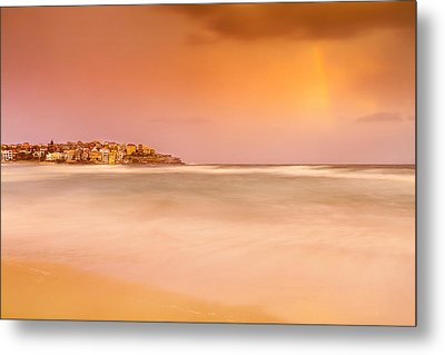 Bondi Phenomenon  Metal Print