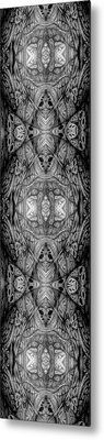 Metal Print featuring the drawing Bookmark 25 by Jack Dillhunt