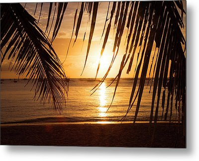 Boracay Philippians 5 Metal Print by Mark Ashkenazi