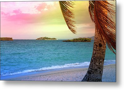 Boracay Philippians 6 Metal Print by Mark Ashkenazi