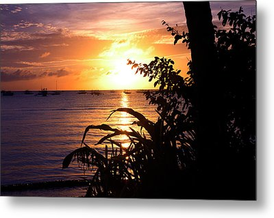 Boracay,philippians  2 Metal Print by Mark Ashkenazi