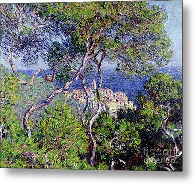 Bordighera Metal Print by Claude Monet