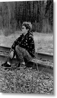 Metal Print featuring the photograph Boredom by Tara Lynn