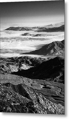 Metal Print featuring the photograph Borrego Valley II by Alexander Kunz