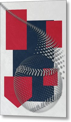 Boston Red Sox Art Metal Print
