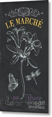 Botanique 3 Metal Print