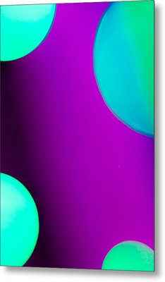 Bounce Metal Print by Az Jackson